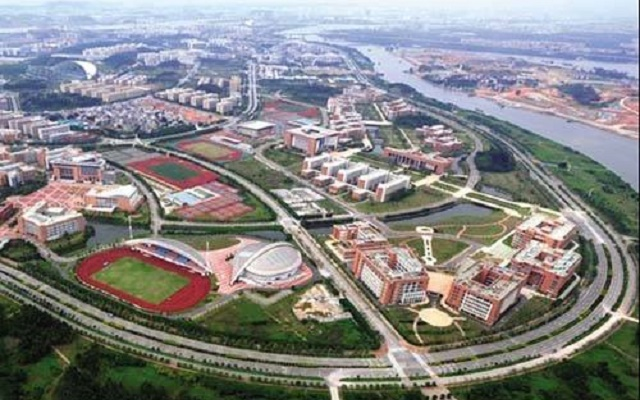 番禺区广州大学城(软件学院)