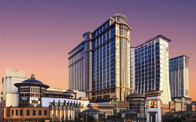 喜来登金沙城中心大酒店