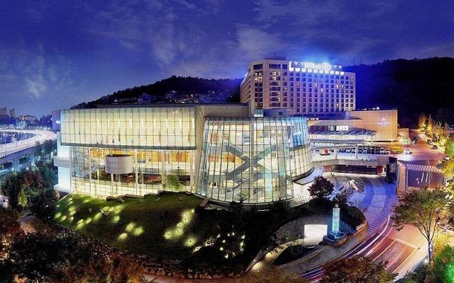 韩国首尔希尔顿大酒店