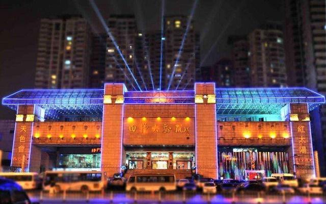 武汉田汉大剧院