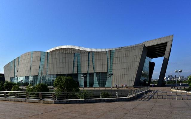 武汉琴台音乐厅-交响乐厅