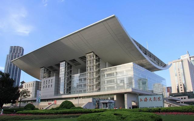上海大剧院-中剧场
