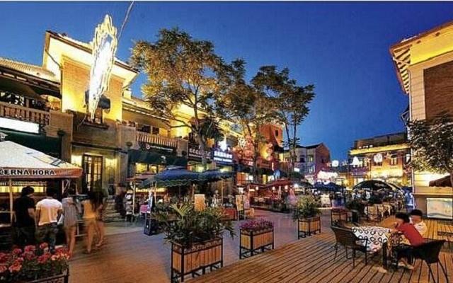 天津意式风情街