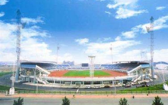 长春经济技术开发区体育场