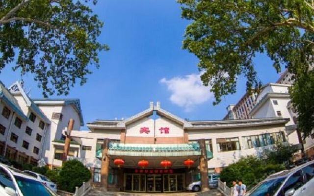 济南市珍珠泉宾馆