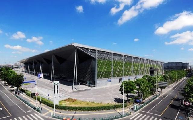 上海世博展览馆