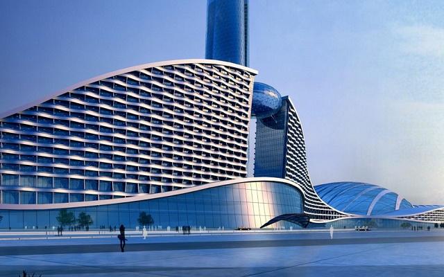 国际博览中心洲际酒店