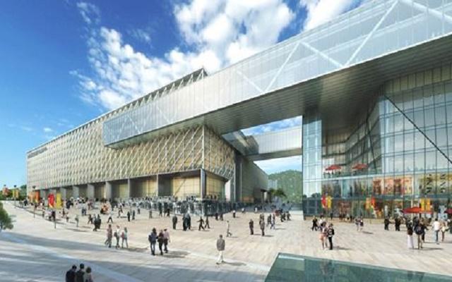 武汉中国光谷科技会展中心