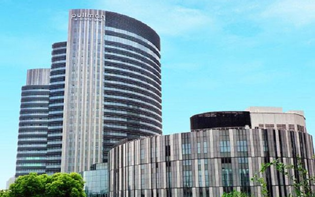 上海中星铂尔曼酒店
