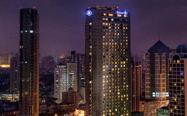上海希尔顿酒店
