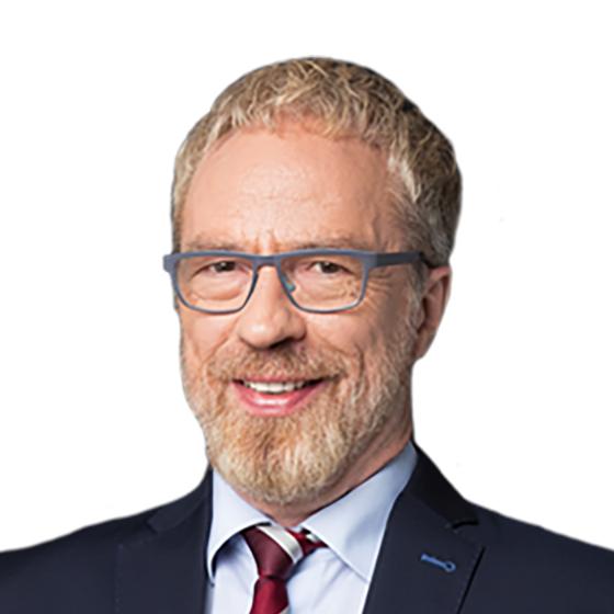 德国人工智能研究中心(DFKI)科学总监 联想研究院人工智能首席顾问汉斯·乌思克尔照片