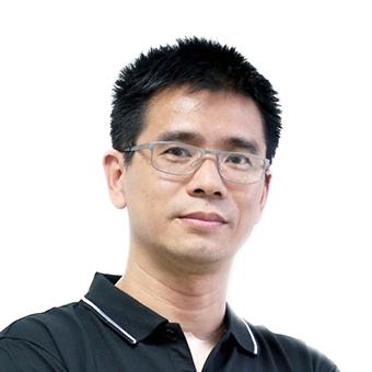 地平线机器人技术副总裁吴强照片
