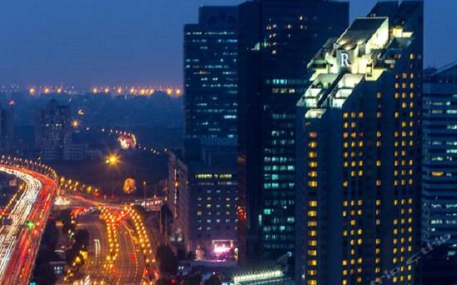 上海长宁区扬子江万丽酒店