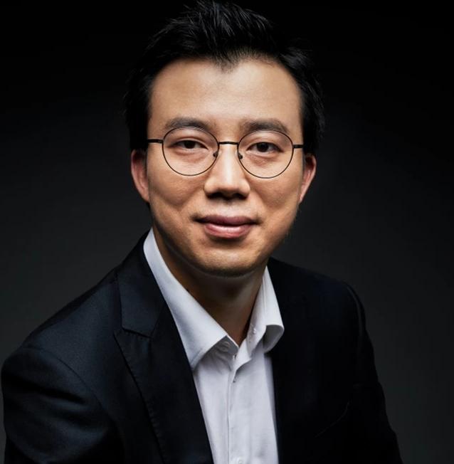 上海喔噻互联网科技有限公司首席运营官陈登访照片