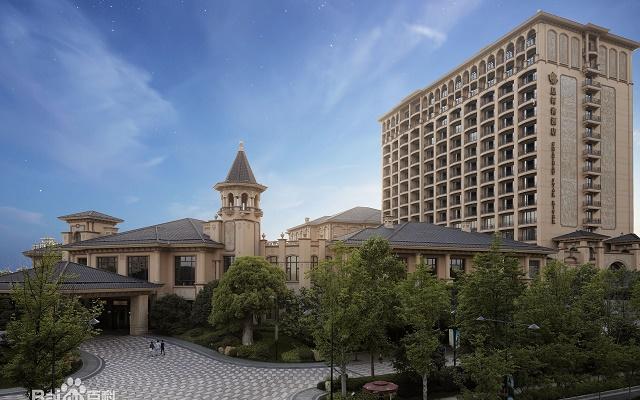 上海星河湾酒店