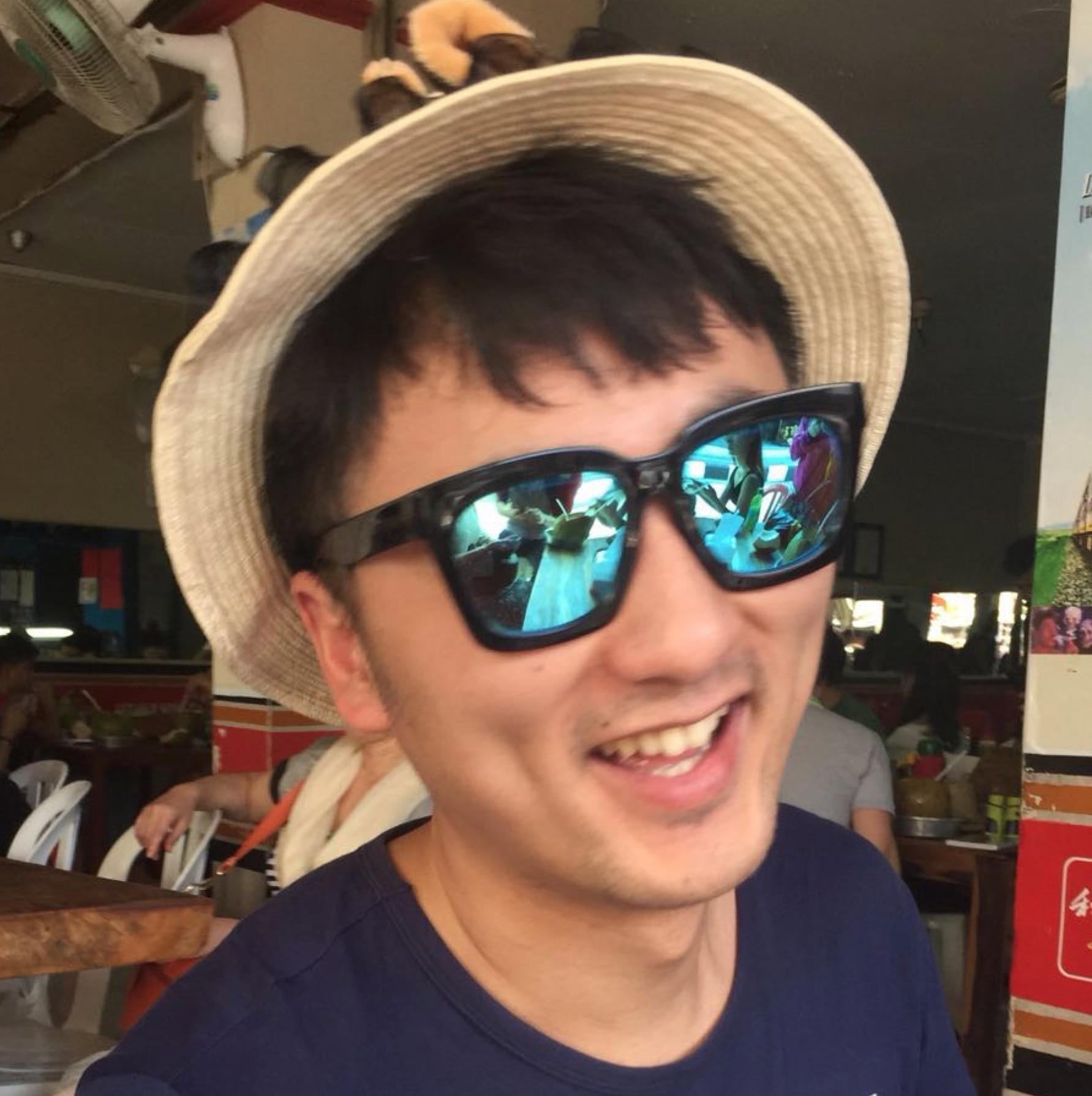 车轮互联架构师郭新华照片