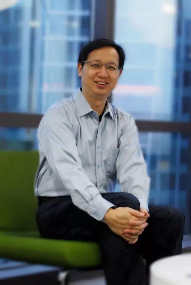 阿里巴巴副总裁 达摩院机器智能实验室副主任华先胜