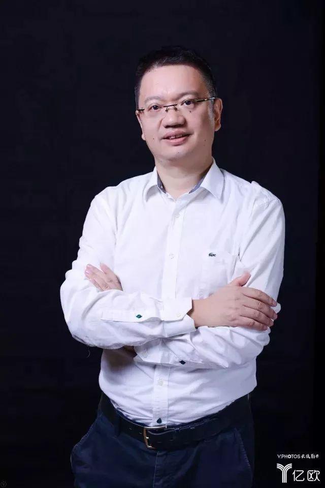 慈星股份副总裁、慈星机器人董事长李立军