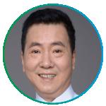 深圳博德嘉联医生集团创始人兼董事长林锋照片