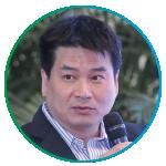 普安科技Infortrend中国区总经理杨文仁照片