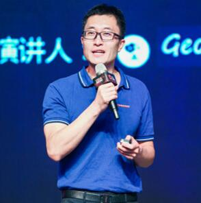 北京极海纵横信息技术有限公司创始人CEO王昊照片