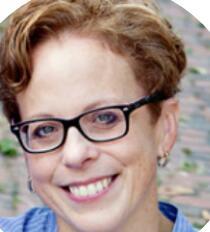 美国泽维尔大学蒙特梭利教师培训项目教员朱莉•库格勒-阿克利照片