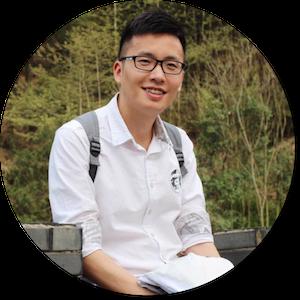 淘宝高级前端工程师杨帆照片