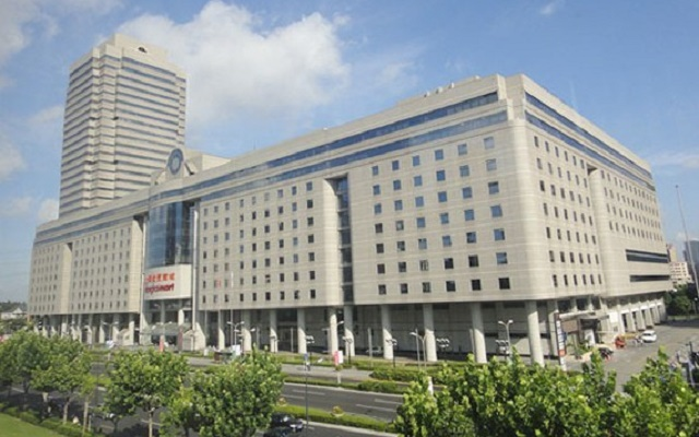 上海世贸展馆