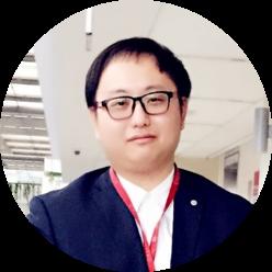 招商银行信用卡中心 技术经理蔡翔华照片