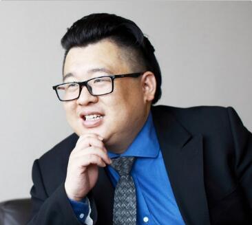 微贷网副总裁汪鹏飞照片