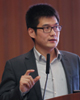 中央财经大学财经研究院副教授陈波照片