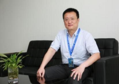 西安银行科技部总经理胡博照片