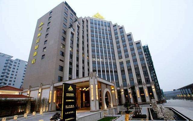 上海闵行区华纳风格酒店