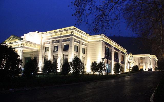 南京东郊国宾馆