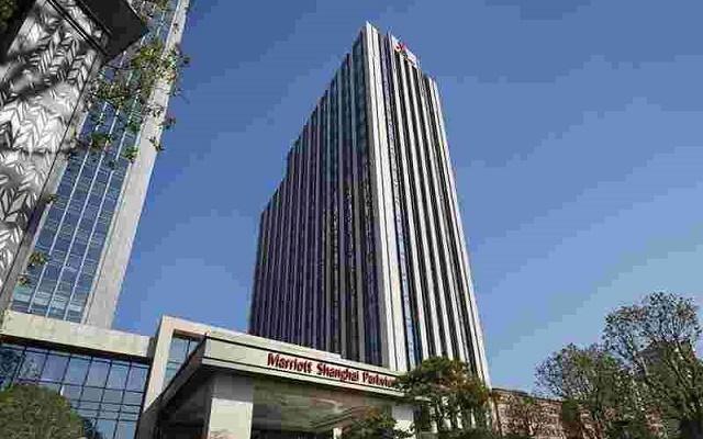 上海宝华万豪酒店
