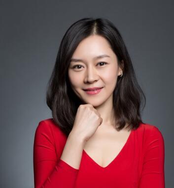 领英中国销售总监Daisy Yu照片
