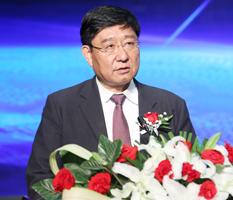 中国物流信息中心 主任蔡进照片