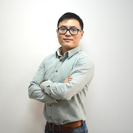 UMCloud软件工程师陈涛照片