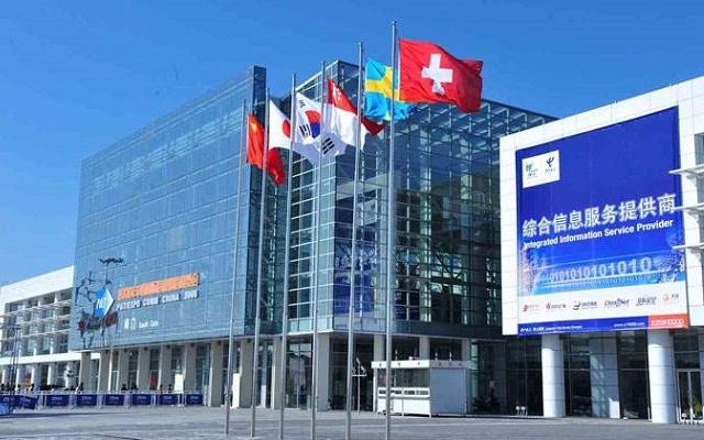 中国国际展览中心老馆