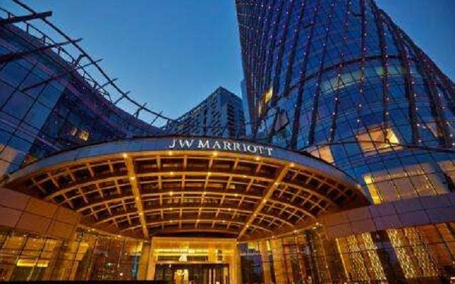 深圳宝安区前海JW万豪酒店