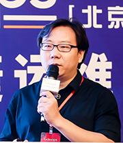 京东金融数据研发负责人/资深架构师张亮 照片