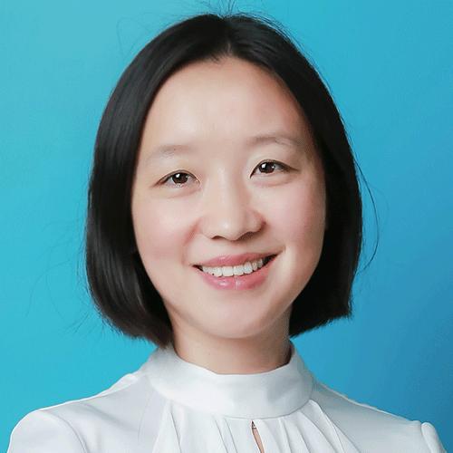 蔚来软件开发(中国)副总裁庄莉 照片