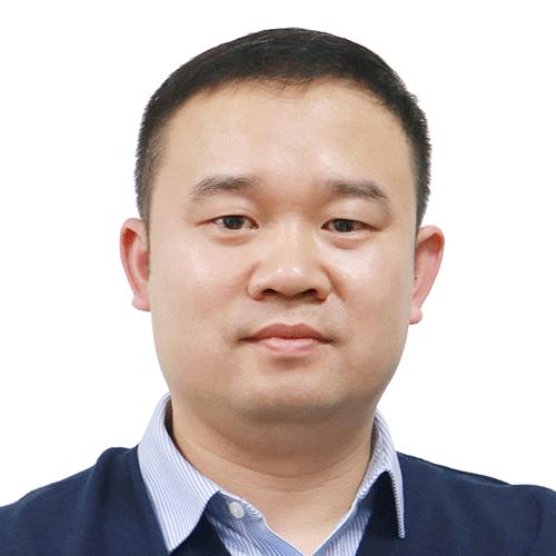 蘇州中德宏泰電子科技股份有限公司創始人,公司董事長兼總經理寧皓照片