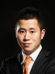 奥普电商总经理张翔宇照片