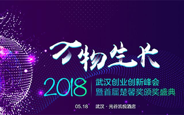 2018年武汉创业创新峰会暨首届楚馨奖颁奖盛典