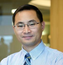 美国德克萨斯西南医学中心助理教授徐剑照片