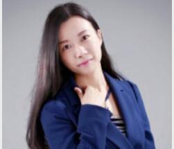 百融金服金融科技部总监张正媛照片