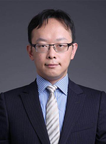 富士康工业互联网股份有限公司副总裁高启洋照片
