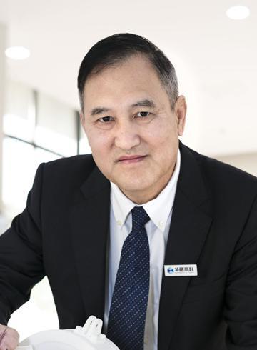 华曙高科创始人、董事长许小曙照片