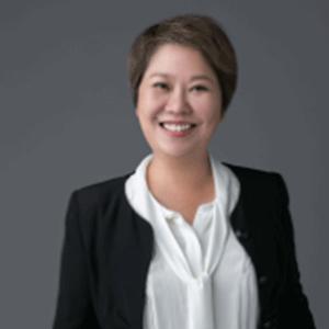 JoyLink卓翕传媒科技首席执行官萧静萍照片